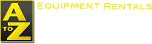 A-Z Equipment Rental